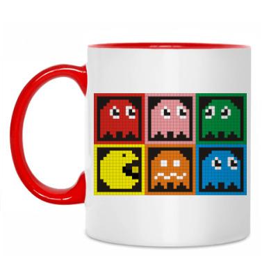 Кружка Pacman