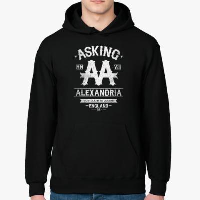 Толстовка худи Asking Alexandria