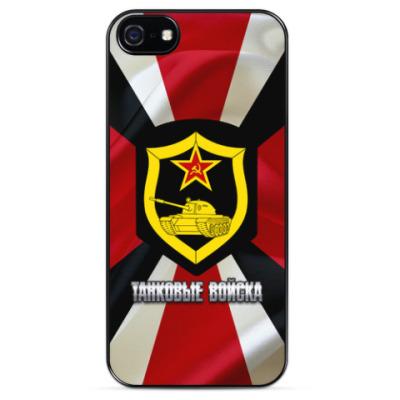 Чехол для iPhone Танковые войска