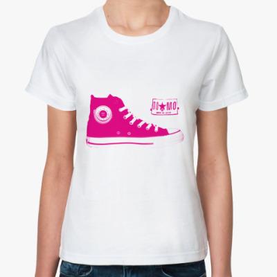 Классическая футболка  ломокед