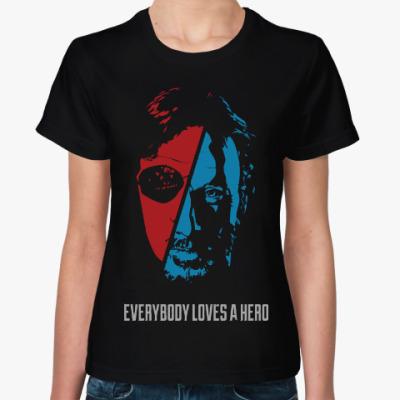 Женская футболка Ходячие Мертвецы