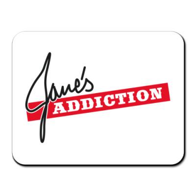 Коврик для мыши Jane's Addiction
