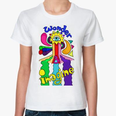 Классическая футболка Imagine