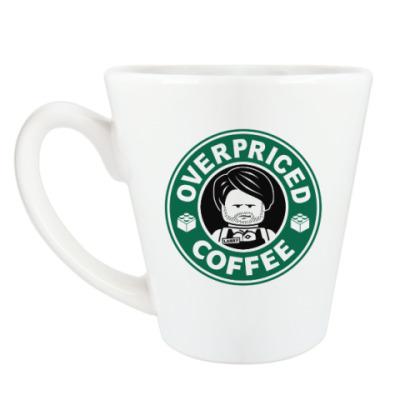 Чашка Латте Лего Кофе
