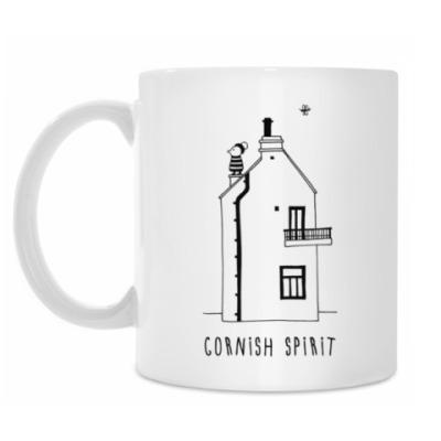 Кружка Корнуольский домик