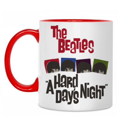 Кружка A Hard Day's Night