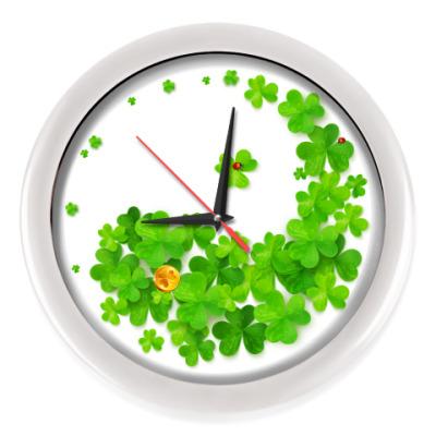 Настенные часы Инь и Янь