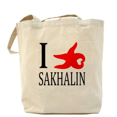 Сумка Сахалин