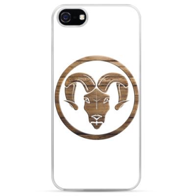 Чехол для iPhone Эмблема деревянного козла