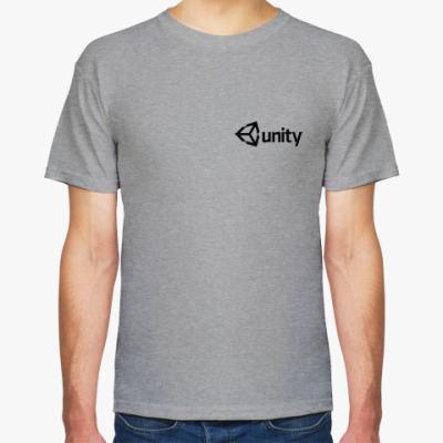 Футболка Для разработчика Unity