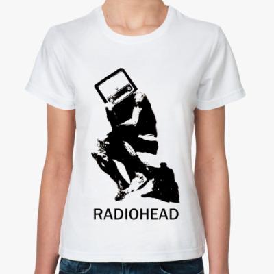 Классическая футболка RH mnmnt