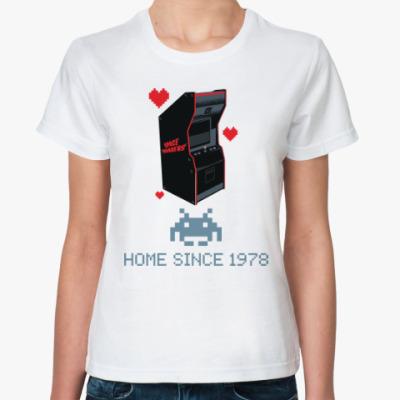 Классическая футболка Игровой Автомат