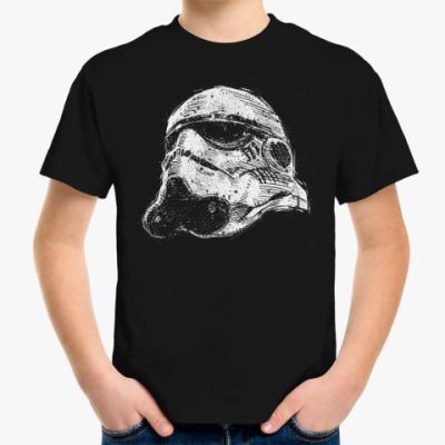 Детская футболка Шлем Штурмовика