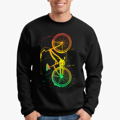 Свитшот Велосипед