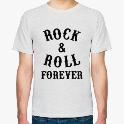 Футболка Rock & Roll Forever