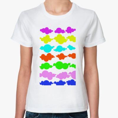 Классическая футболка Clouds