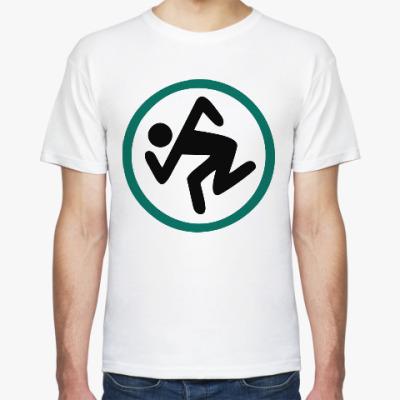 Футболка mosh symbol, мош