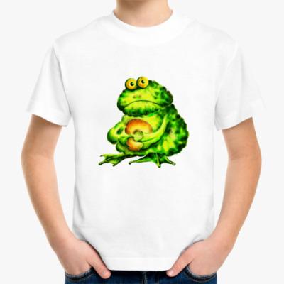 Детская футболка Мой бублик!