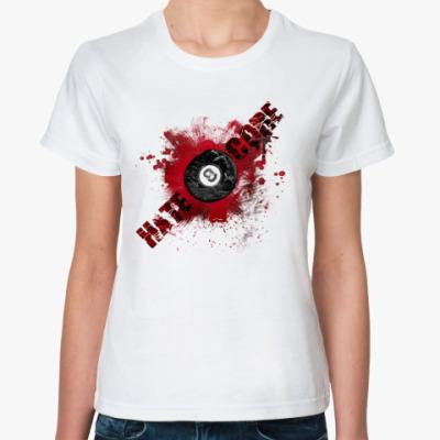 Классическая футболка Hate core