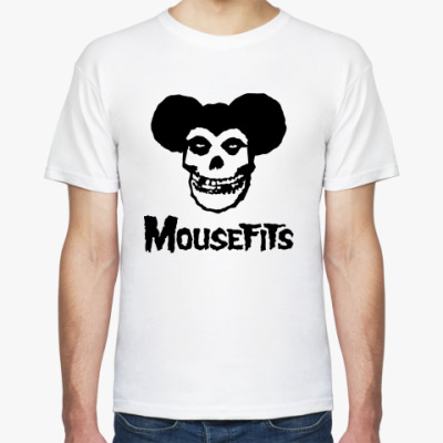 Футболка Mousefits
