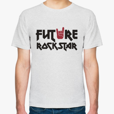 Футболка Будущая рок-звезда