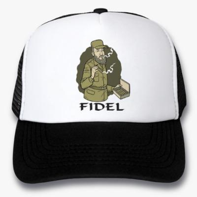 Кепка-тракер Fidel