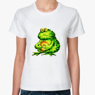 Классическая футболка 'Не отдам!'