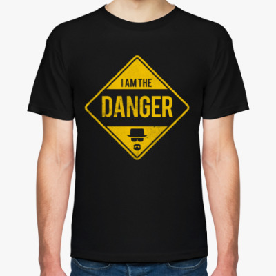 Футболка DANGER
