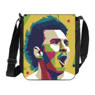 Сумка на плечо (мини-планшет) Color Messi
