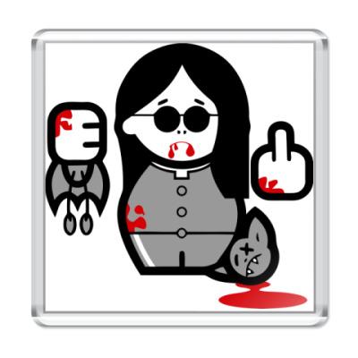 Магнит Ozzy Blood
