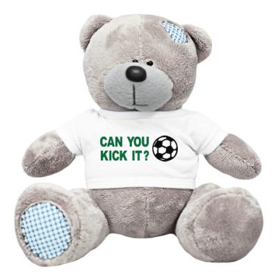 Плюшевый мишка Тедди Хочешь ударить?