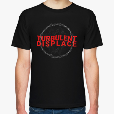 Футболка Turbulent Displace