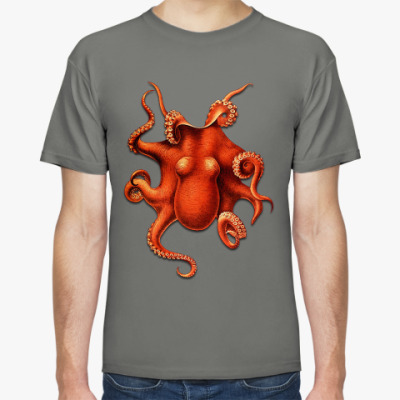 Футболка Octopus