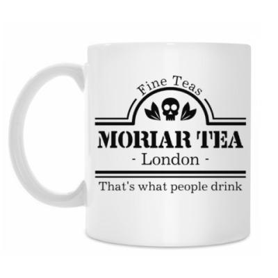 Кружка Moriar tea