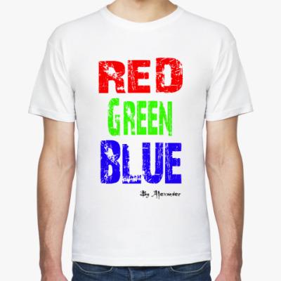 Футболка RGB