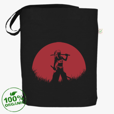 Сумка Аниме самурай