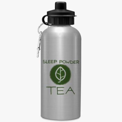 Спортивная бутылка/фляжка Sleep Powder Tea Pokemon