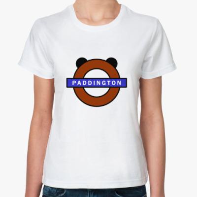 Классическая футболка Паддингтон