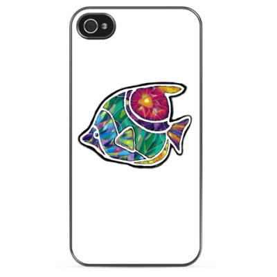 Чехол для iPhone Рыба