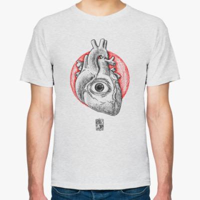 Футболка  heart's eye