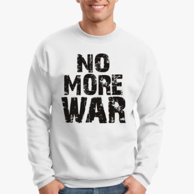 Свитшот Нет войне