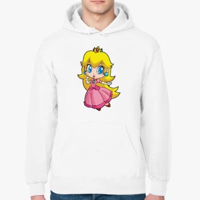 Толстовка худи Super Mario Princess