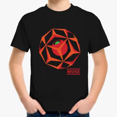 Детская футболка MK Ultra