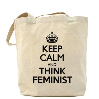 Сумка Think feminist