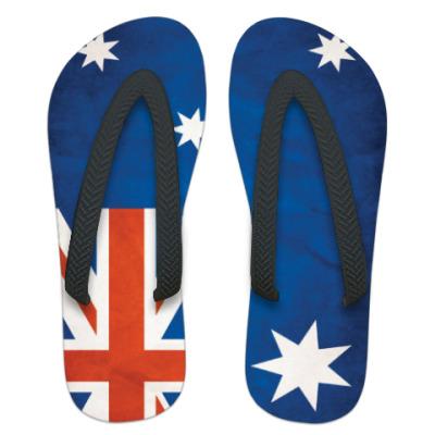 Шлепанцы (сланцы) Australia
