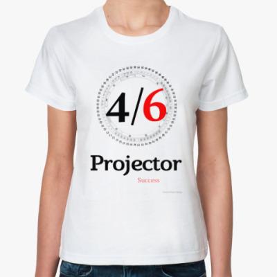 Классическая футболка Human Design 4/6 Проектор