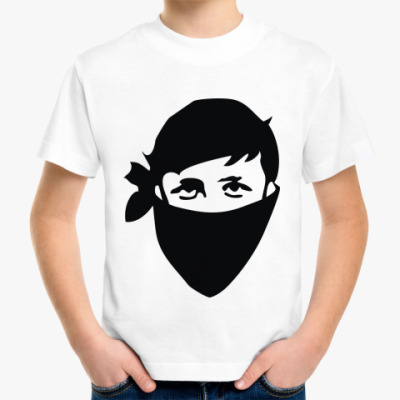 Детская футболка Shake it