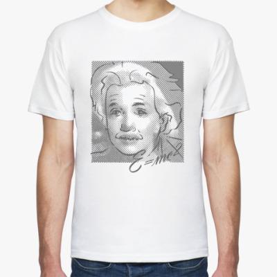 Футболка Монро-Эйнштейн