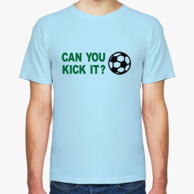 Футболка Хочешь ударить?