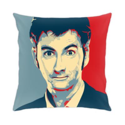 Подушка Десятый Доктор